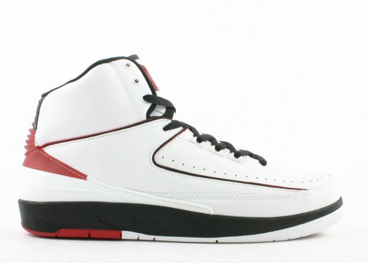 limpiar Horno Decorativo  Air Jordan 2 Retro '2004' - Air Jordan - 308308 161 - white/varsity  red-black | Flight Club
