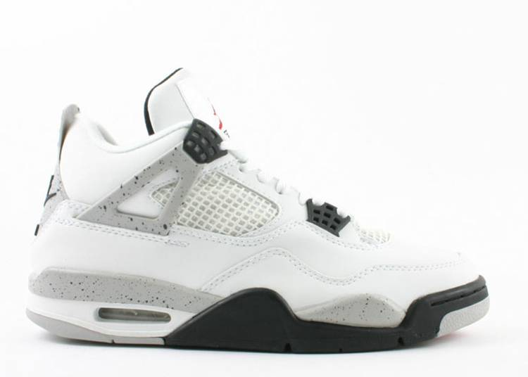 Air Jordan 4 Retro 'Cement' 1999