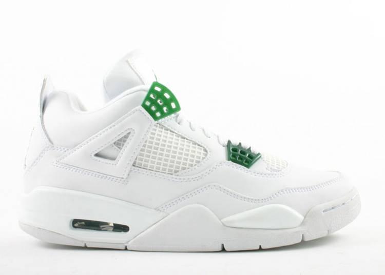 Air Jordan 4 Retro 'Classic Green' 2004