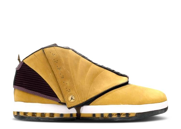 "Air Jordan 16 OG ""Ginger"""