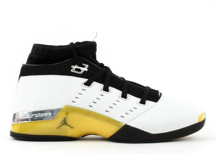Air Jordan 17 OG Low 'All Star - Lightning'