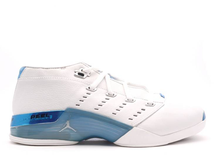 Air Jordan 17 OG Low 'Carolina'
