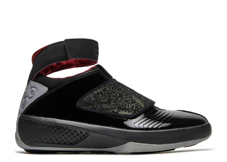 "Air Jordan 20 OG 2005 ""Stealth"""