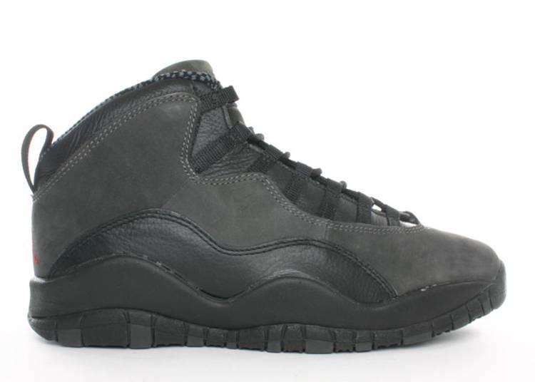 Air Jordan 10 OG 'Shadow'