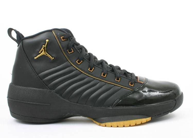 Air Jordan 19 OG SE 'Black Metallic Gold'