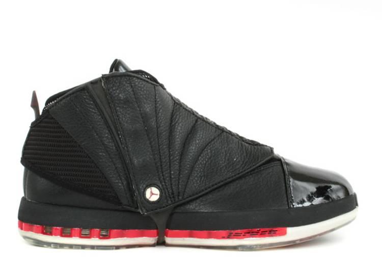 """Air Jordan 16 OG """"Bred"""""""
