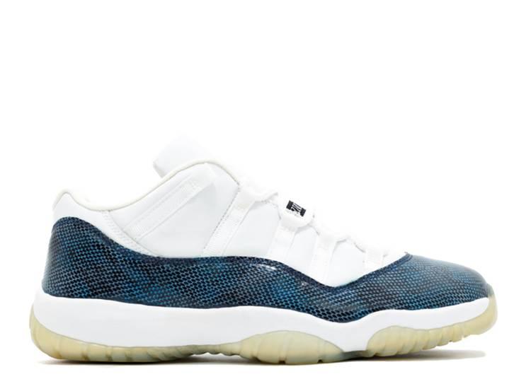 Air Jordan 11 Retro Low 'Snakeskin'
