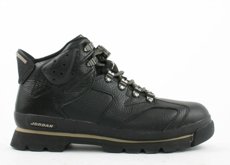 Air Jordan AJB 6 'Black'
