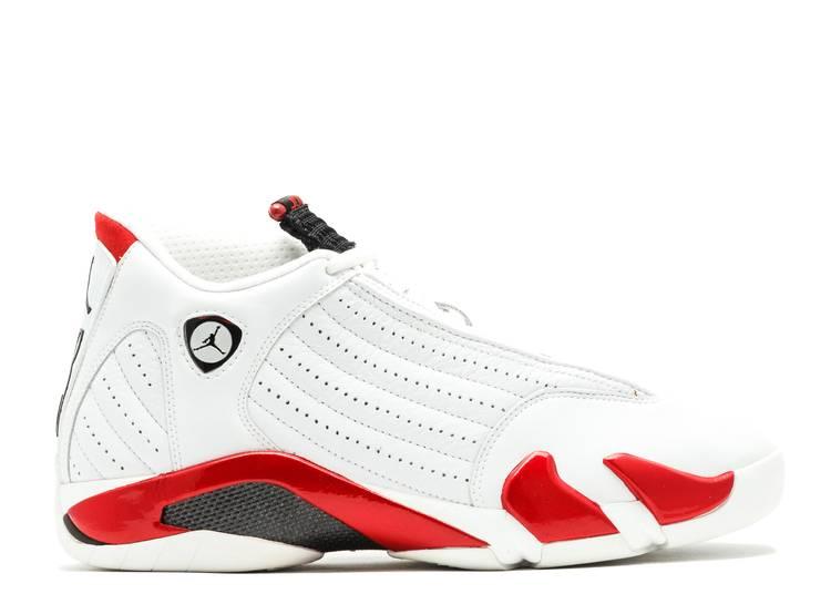 Air Jordan 14 OG 'Candy Cane' 1999