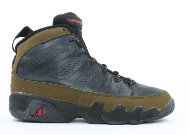 Air Jordan 9 Bg