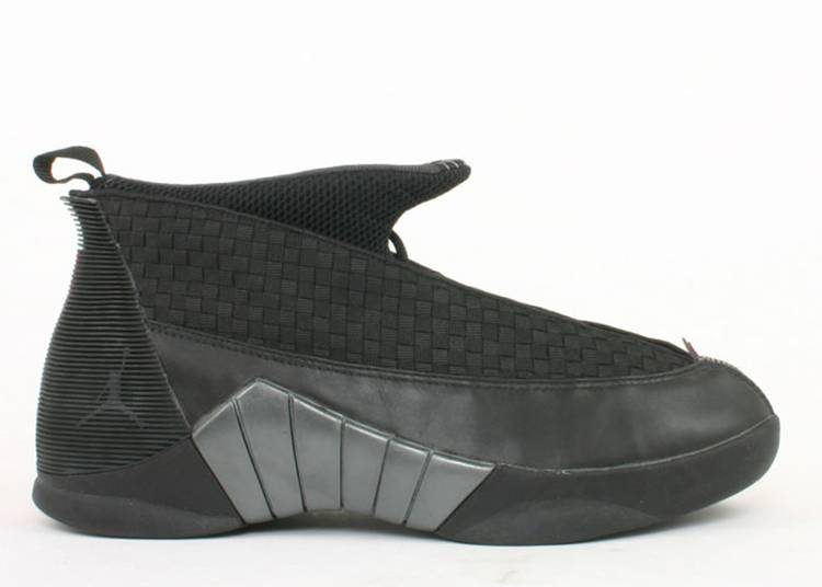 Air Jordan 15 OG 'Stealth' 1999