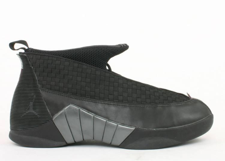 """Air Jordan 15 OG 1999 """"Stealth"""""""