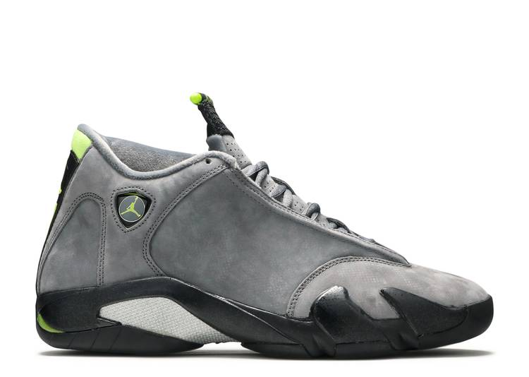 Air Jordan 14 Retro 'Chartreuse'
