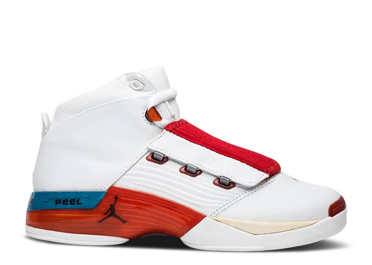 Air Jordan 17 OG GS 'Varsity Red'