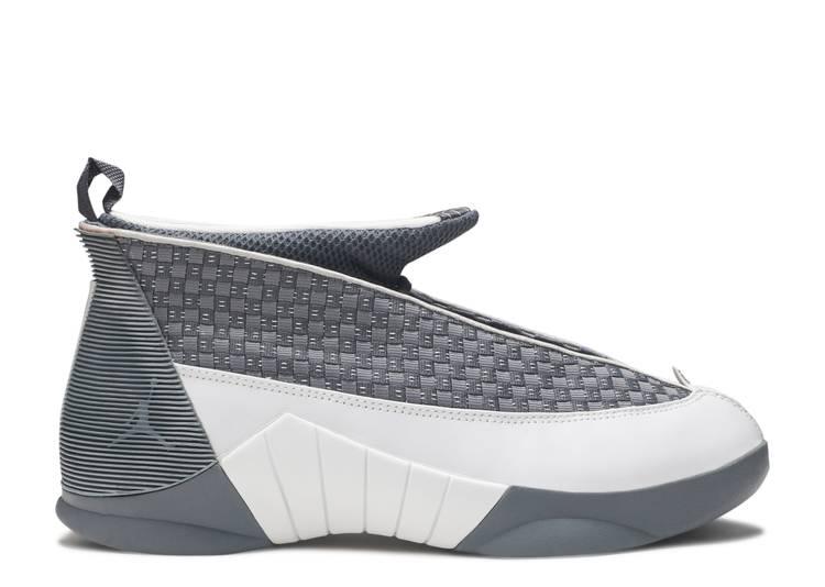 """Air Jordan 15 OG """"Flint Grey"""""""