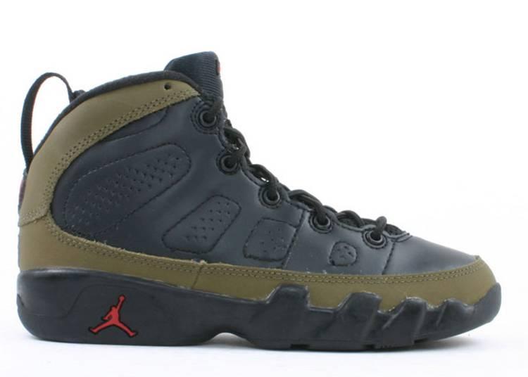 Air Jordan 9 Retro 3/4 Hi PS