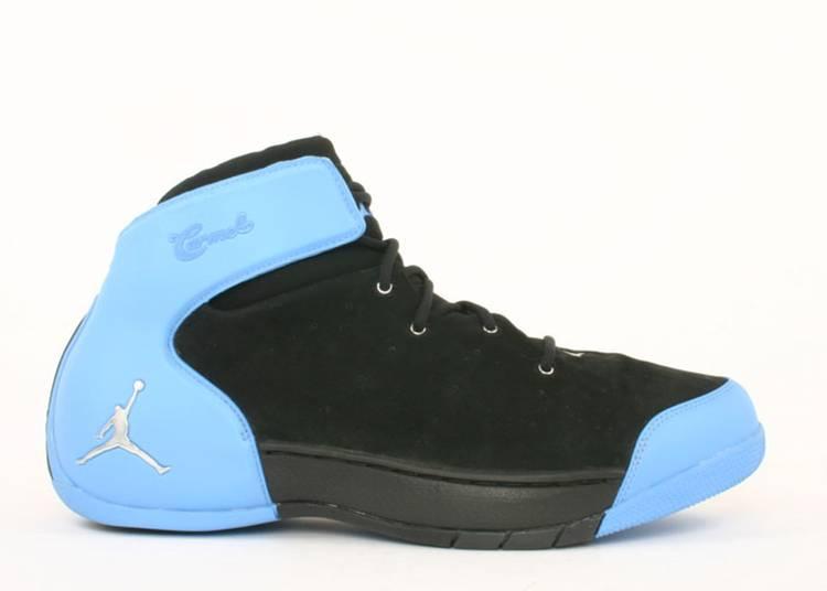 Jordan Carmelo 1.5 'Black University Blue'