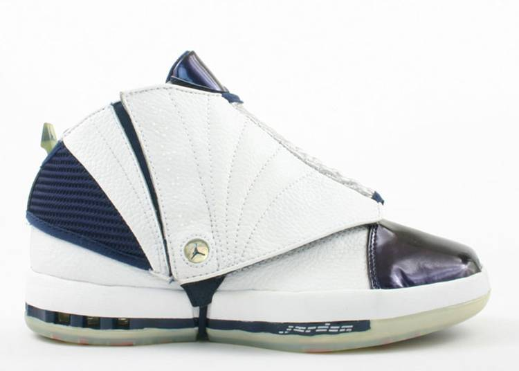 Air Jordan 16 OG GS 'Midnight Navy'