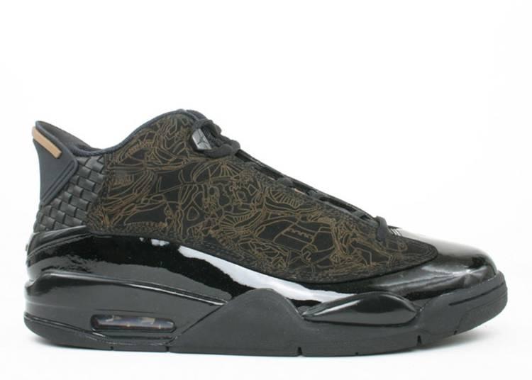 Air Jordan Dub-Zero 'Black Taupe'