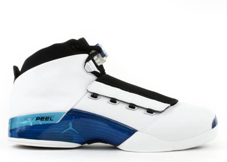 """Air Jordan 17 OG """"College Blue"""""""