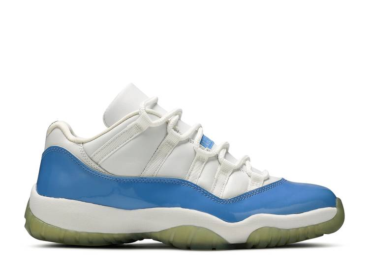 Air Jordan 11 Retro Low 'Columbia' 2001