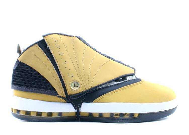 Air Jordan 16 OG GS 'Ginger'