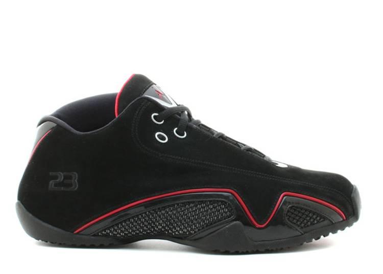 Air Jordan 21 OG Low 'Bred'