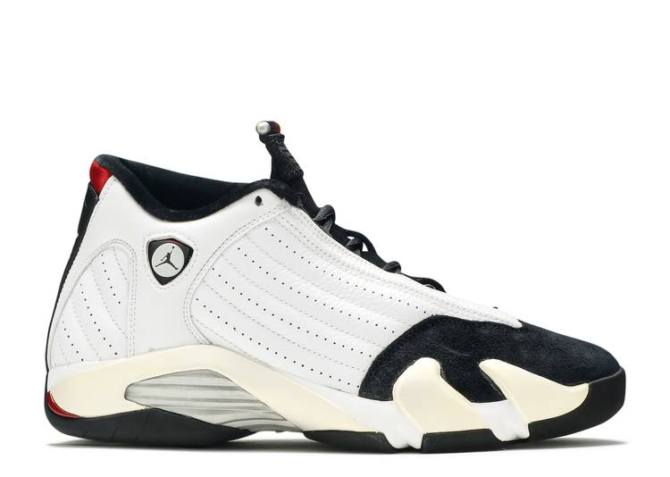 Air Jordan 14 Retro 'Black Toe' 2006