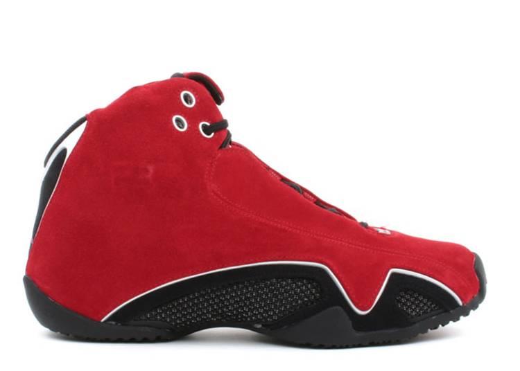 Air Jordan 21 OG 'Red Suede'