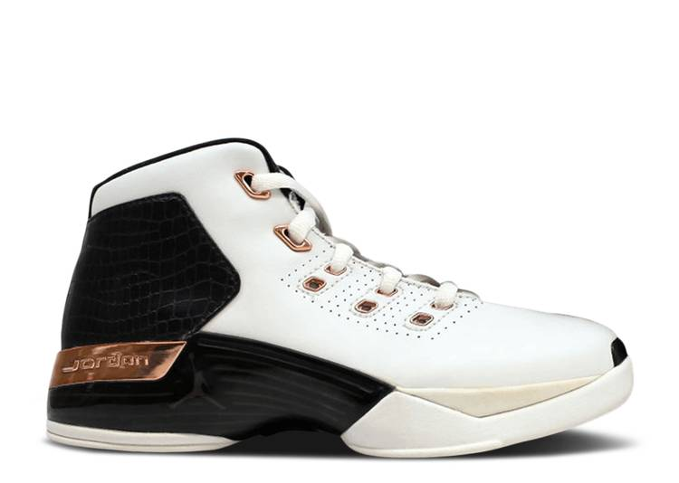 Air Jordan 17+ OG GS 'Copper' 2002