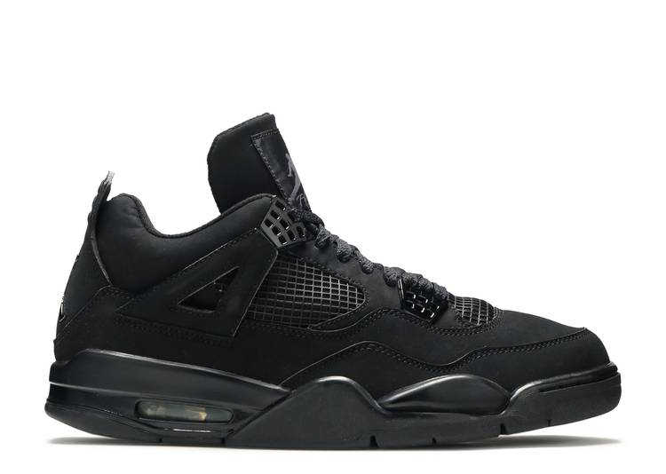 Air Jordan 4 Retro 'Black Cat' 2006