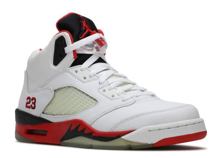 Air Jordan 5 Retro 'Fire Red' 2006