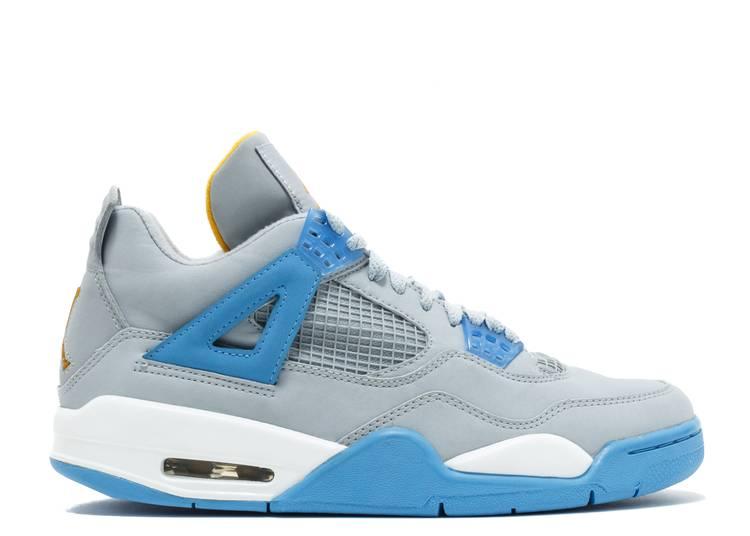 "Air Jordan 4 Retro LS 'Mist Blue' ""Mist Blue"""
