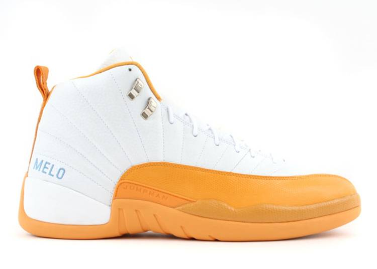 Air Jordan 12 Retro 'Carmelo Anthony Player Exclusive'