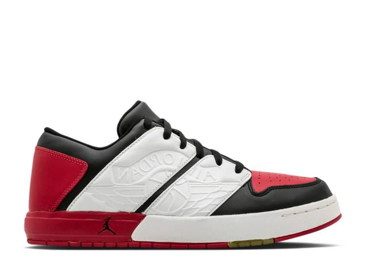 Air Jordan 1 Nu Retro Low 'Varsity Red'