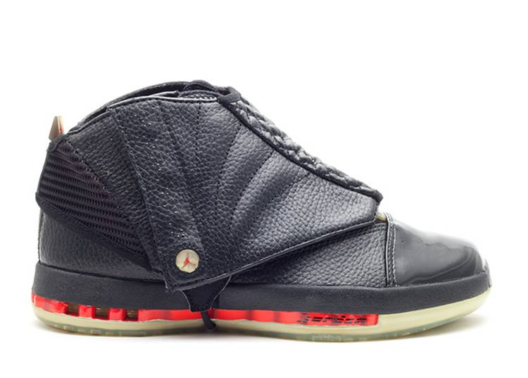 Air Jordan 16 OG GS 'Bred'