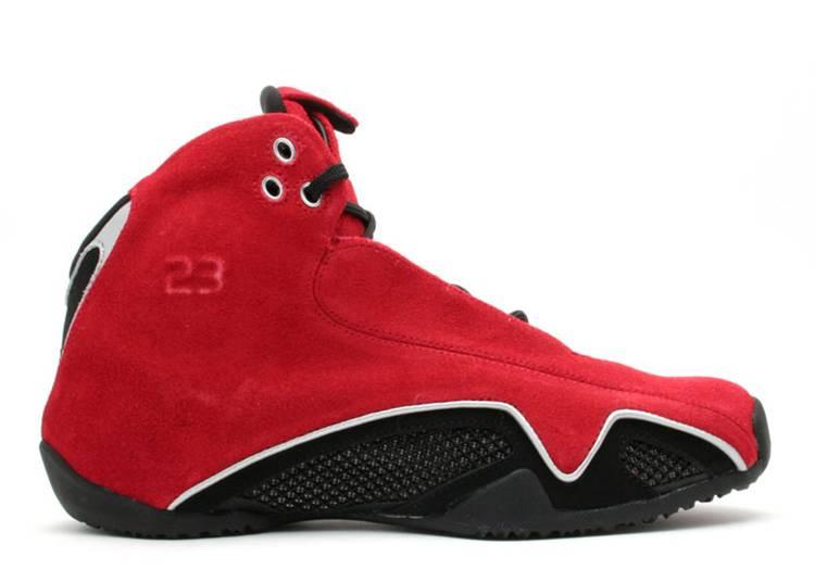 Air Jordan 21 OG GS 'Red Suede'