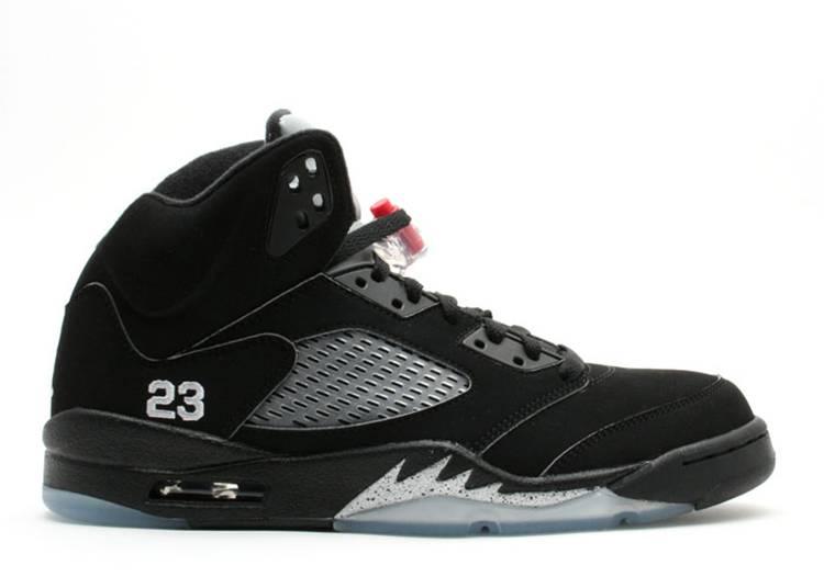 Air Jordan 5 Retro 'Metallic' 2007
