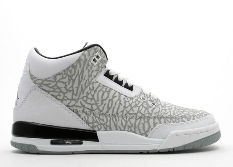 Air Jordan 3 Retro GS 'Flip'