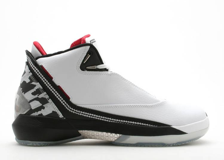 Air Jordan 22 GS 'White Varsity Red'