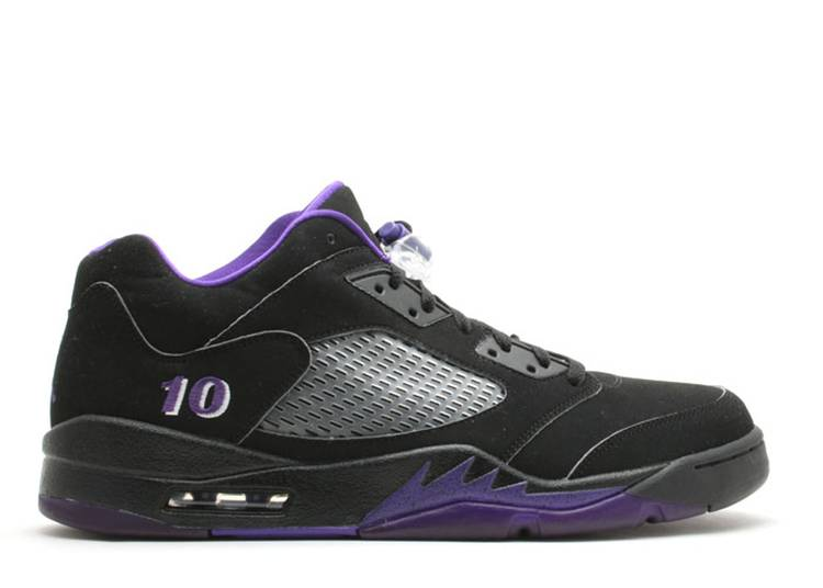 "air jordan 5 retro low ""mike bibby player exclusive"""
