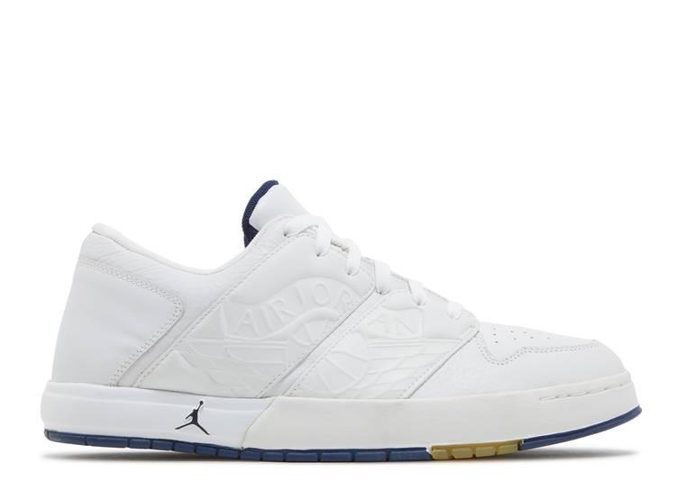 Air Jordan 1 Nu Retro Low 'White Midnight Navy'