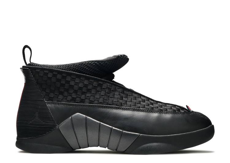 Air Jordan 15 Retro 'Stealth' 2007