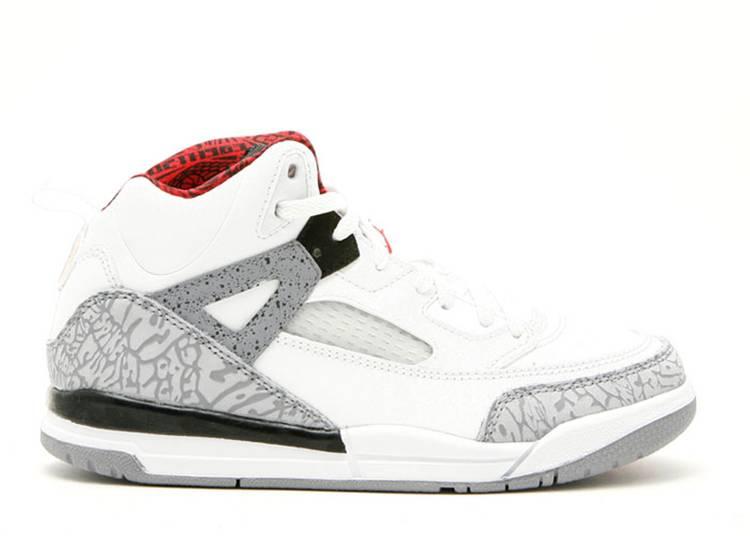 Jordan Spiz'Ike PS 'White Cement Grey'