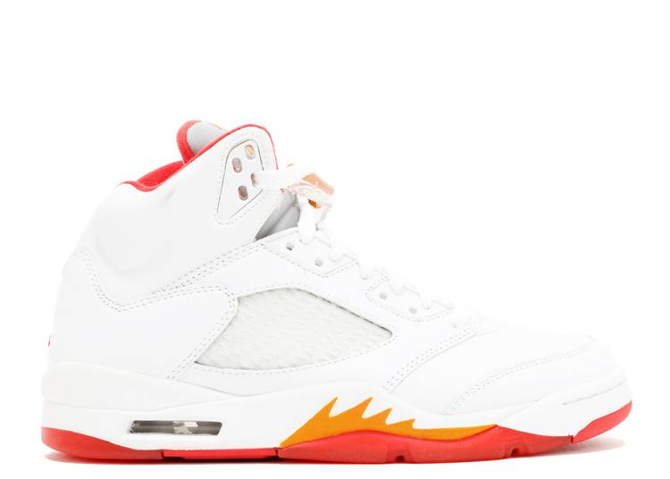 "wmns air jordan 5 ""Sunset"""