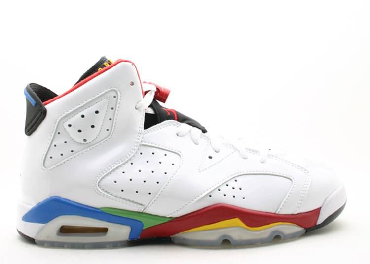 Air Jordan Olympic 6 GS 'Beijing'