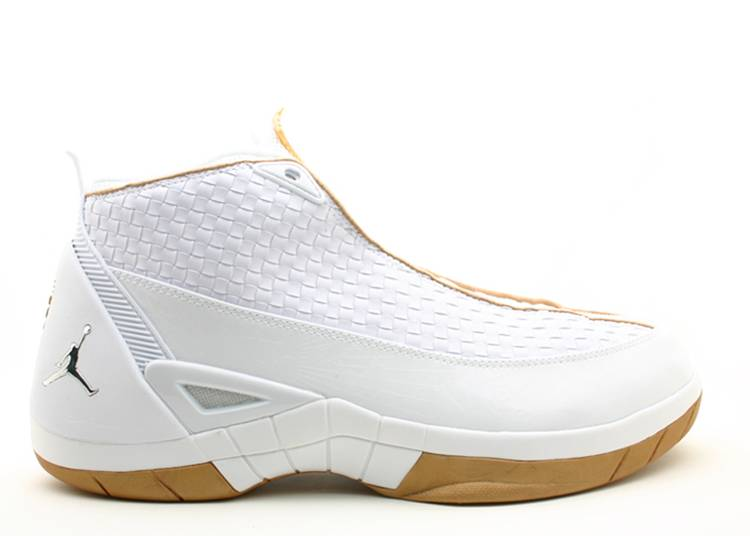Air Jordan 15 SE 'White Gold'