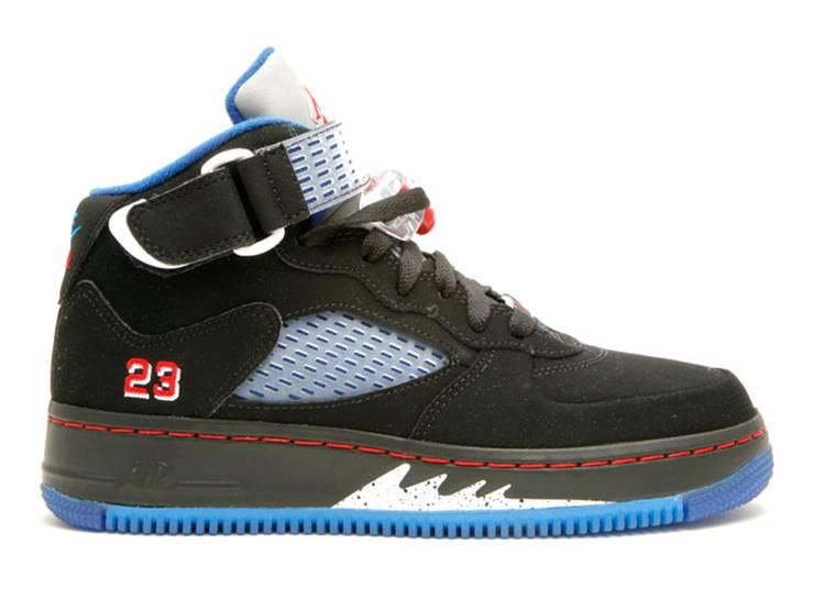 Air Jordan Fusion 5 Gs