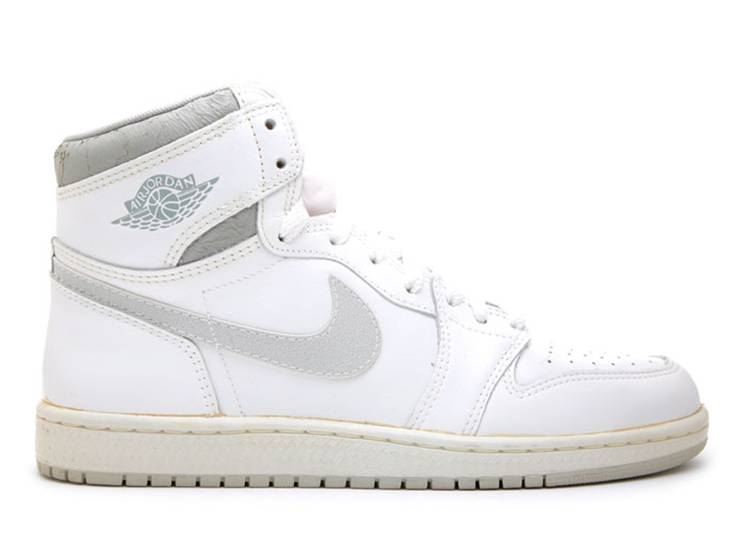 Air Jordan 1 High 'Natural Grey' 1985