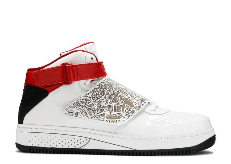 Air Jordan Fusion 20 'White Varsity Red'